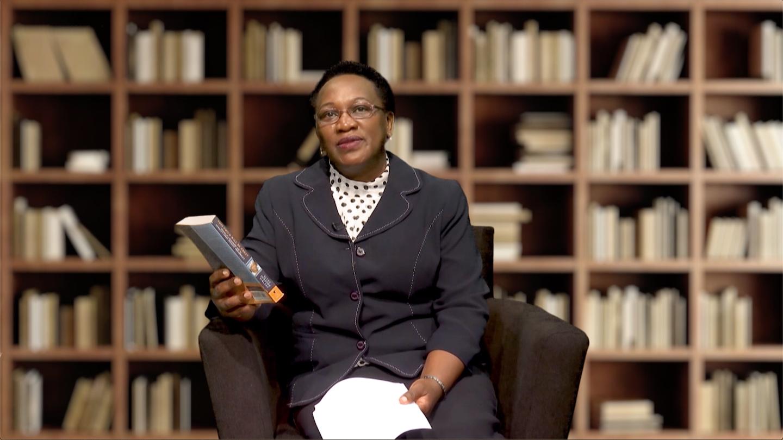 Prof Betty Mubangizi